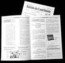 Publicação Boletim do Contribuinte